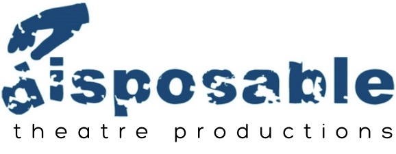 Disposable Theatre Productions Logo